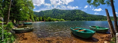Fotografia Lac de Xonrupt-Longemer, Hautes-Vosges, Alsace (Fr).