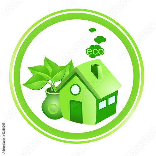Plakaty ekologiczne eko-dom-spiewac