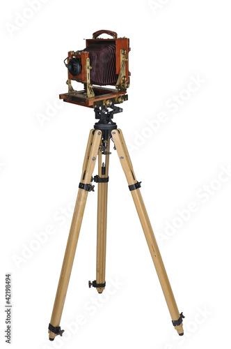 Photo Large format camera
