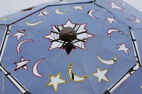 Poster Tunesië ombrello