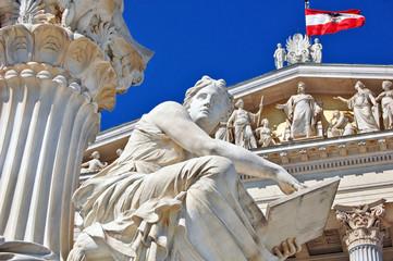 Austrijski parlament, Beč