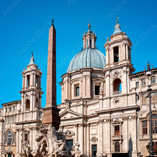 Photo Sant'Agnese in Agnone, ROME - ITALY