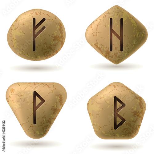 Photo  Runes