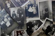Vieilles Photographies De Famille,