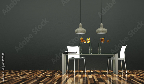 Wohndesign Esszimmer Grau Buy This Stock Illustration And