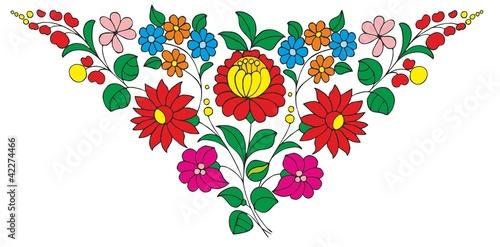 wegierski-ornament-kwiatowy