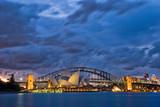 Sydney Harbour Twilight