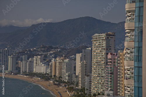 Fotografija  Acapulco bay Mexico