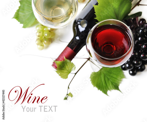 Foto op Plexiglas Wijn Wine