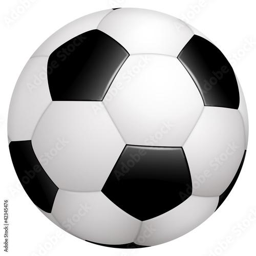 Foto Rollo Premium - Fussball klassisch (von picoStudio)