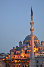 Valide Sultan Mosque Most Famous As Yeni Cami