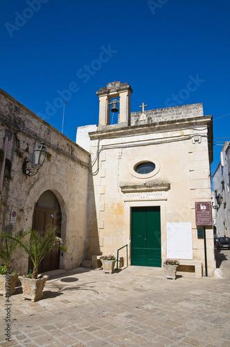 Photographie  St. Luigi Gonzaga Church. Corigliano d'Otranto. Puglia. Italy.