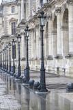 Historyczne lampy uliczne w Paryżu, Francja - 42386448