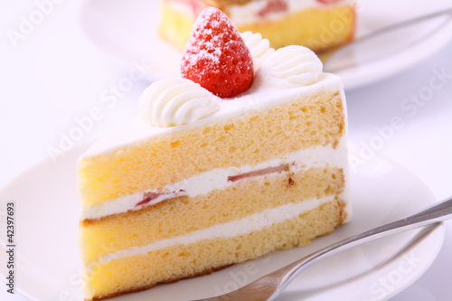 Photo ショートケーキ
