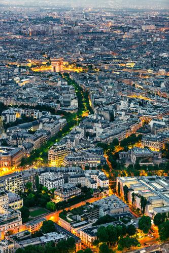 Fotografie, Obraz Paříž, Francie