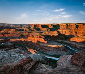 FototapetaDead Horse Point canyon