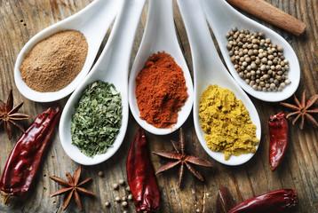 Fototapeta Do jadalni Spices
