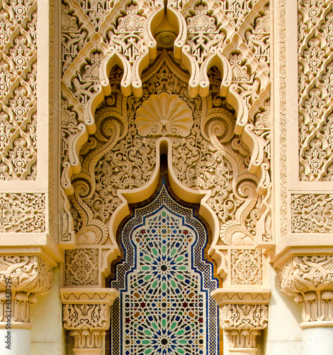 Moroccan architecture traditional