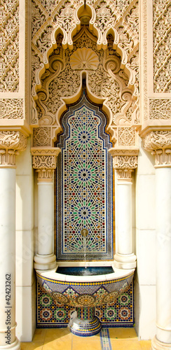 Papiers peints Maroc Moroccan architecture design