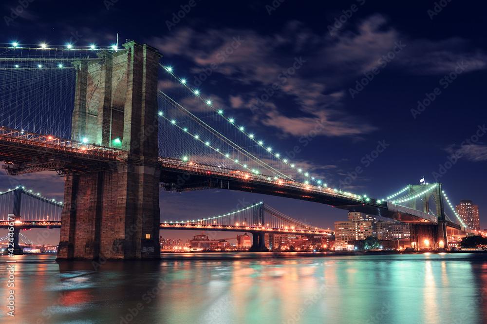 Fototapety, obrazy: New York City Manhattan