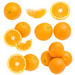 Collection of orange