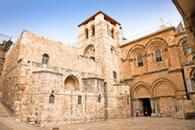 Church Of The Holy Sepulchre.J...
