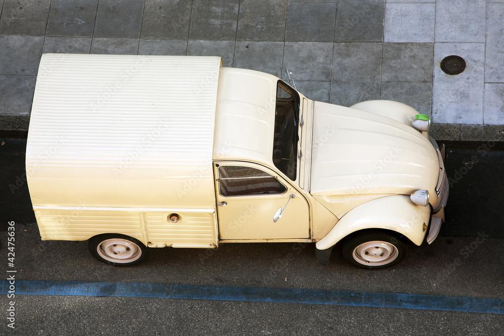 Fotografia Citroen 2CV Van