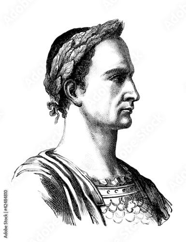Fotografie, Obraz Roman Emperor - Cesar
