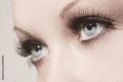 Fotografía  Mujer hermosa ojos