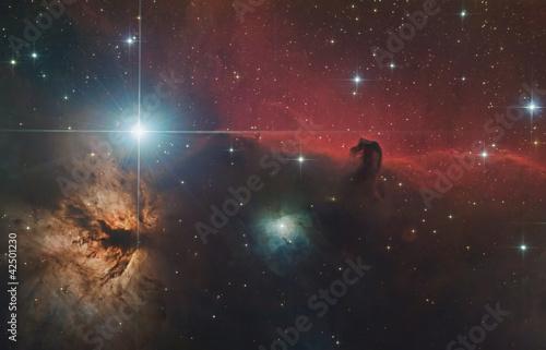 Photo  Horsehead Nebula
