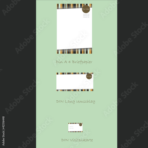 Briefpapier Braun Buy This Stock Vector And Explore