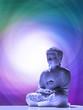 Buddha praying