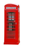 British telephone booth - 42541422