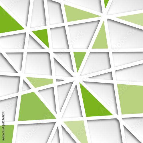 niechlujny-streszczenie-zielone-tlo-wektor
