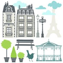 Eléments Parisiens