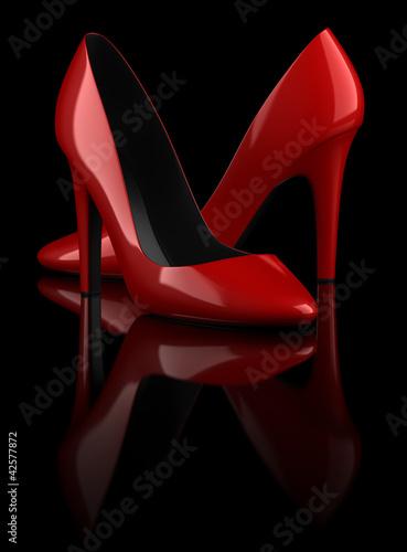 "Chaussures A Talon Sur Fond Noir 1 Adobe Stock Á§ã""のストックイラストを購入して É¡žä¼¼ã®ã'¤ãƒ©ã'¹ãƒˆã''さらに検索 Adobe Stock"