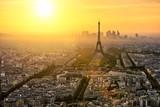 Fototapeta Fototapety Paryż - Paris Tour Eiffel