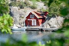 Skandinavisches Ferienhaus