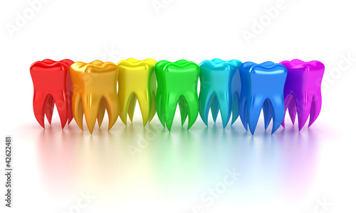 The teeth #42622481