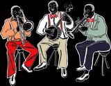 Jazz band - 42648089