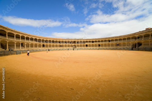 Bullfighting Arena in Ronda