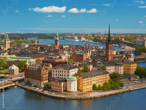 In de dag Noord Europa Stockholm, Old City