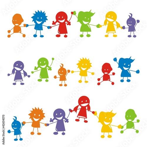 dziecieca-grafika-z-kolorowymi-radosnymi-dziecmi