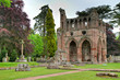 Ruins of the Dryburgh Abbey