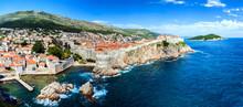 Dubrovnik Panoramic View