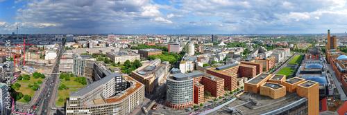 Keuken foto achterwand Berlijn Panoramafoto Berlin, Blick vom Hochhaus