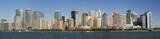 Fototapeta New York - Manhattan panorama