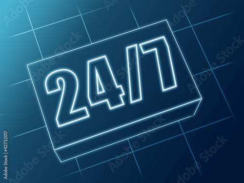Fényképezés  24 and 7