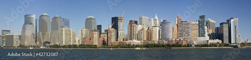 Fototapeta Manhattan panorama obraz