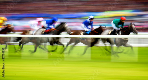 Fototapeta Royal Ascot Horse Race